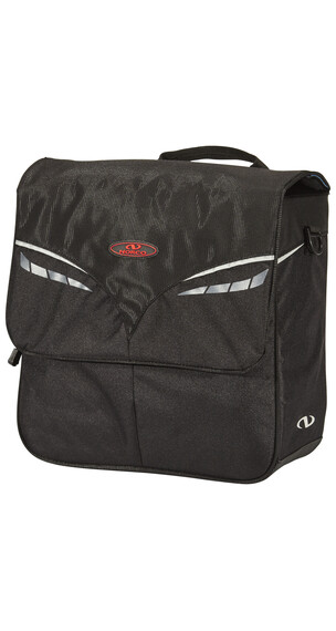 Norco Boston City - Bolsa bicicleta - negro